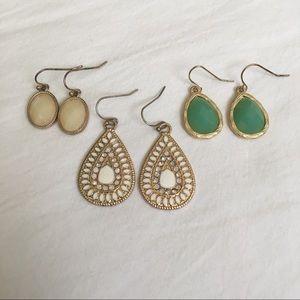 Jewelry - BUNDLE Dangle Earrings